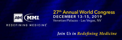 The American Academy of Anti-Aging Medicine Looks Ahead Towards the 27th Annual World Congress