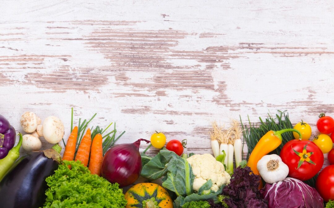 Is there a measurable difference between organic vs. conventional foods?